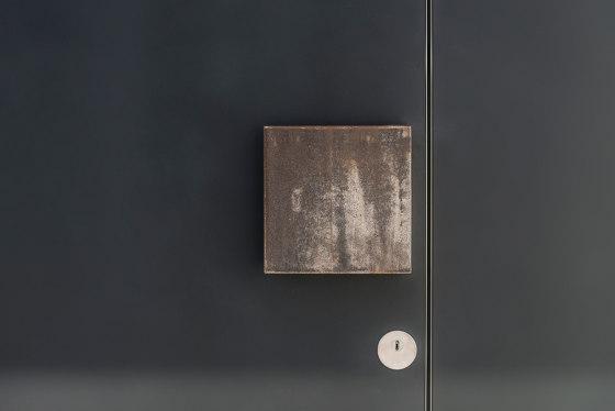Modern front doors flush fitting doors COLOR by ComTür   Entrance doors