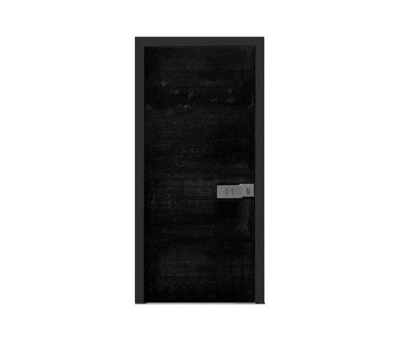 Modern front doors doors with special surfaces TITAN by ComTür   Entrance doors