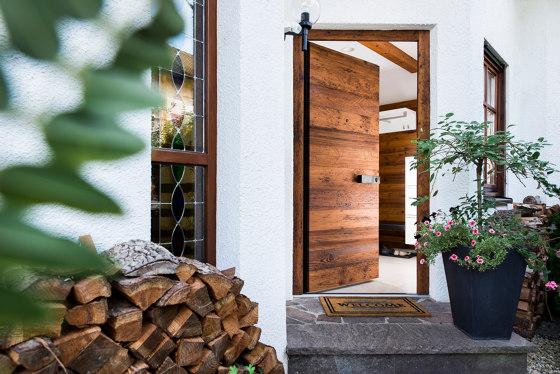 Modern front doors doors with special surfaces PURE by ComTür   Internal doors