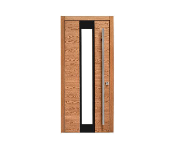 Modern front doors doors with special surfaces PURE by ComTür | Internal doors
