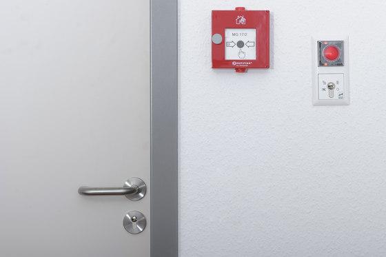 Modern entrance doors security doors emergency exit doors by ComTür   Front doors