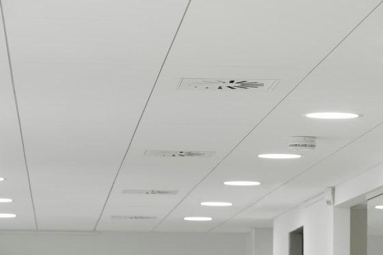 Design White | Rockfon Blanka® by Rockfon | Mineral composite panels
