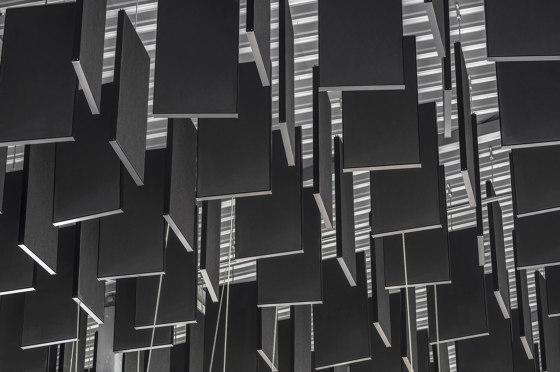 Design Decoration | Rockfon® Universal™ Baffle by Rockfon | Mineral composite panels