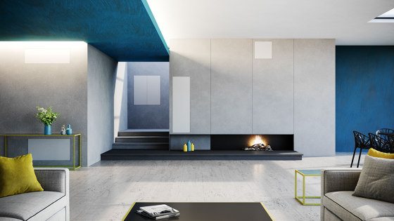 ABSOLUTE SMART Invisible hatches by Ermetika | Wardrobe doors
