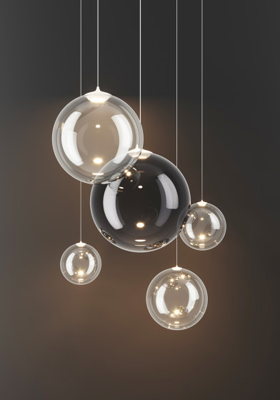 Random Solo by LODES | Suspended lights
