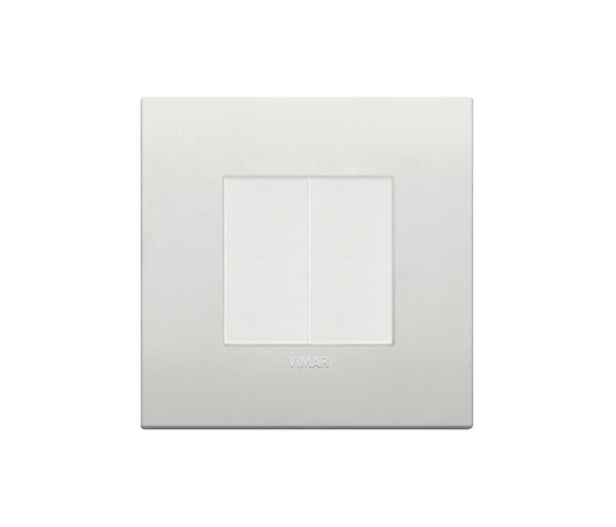 Switch Casambi twin rocker with Enocean wireless | White by Astro Lighting | Touch switches