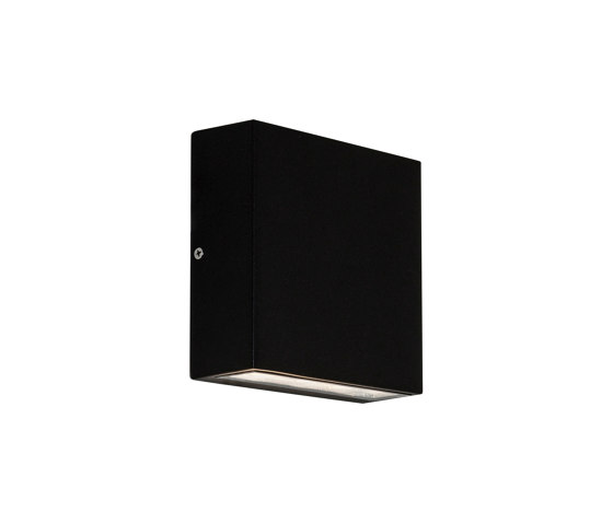 Elis Single LED   Textured Black by Astro Lighting   Outdoor wall lights