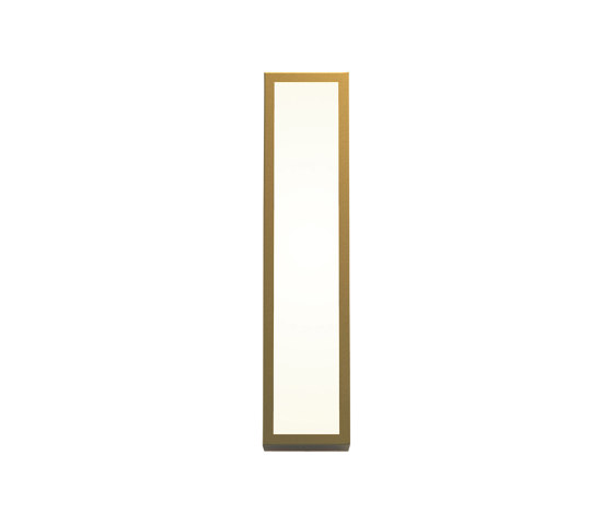Salerno | Natural Brass by Astro Lighting | Outdoor wall lights