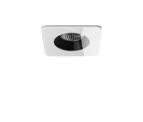 Vetro Square Fire-Rated | White by Astro Lighting | Recessed ceiling lights