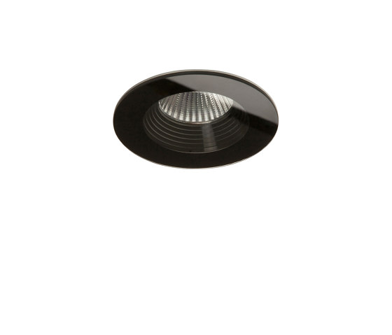 Vetro Round | Black by Astro Lighting | Recessed ceiling lights