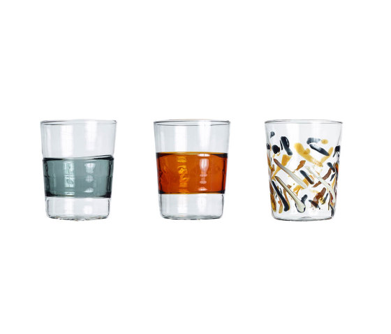 Wine glasses set by Paolo Castelli   Glasses
