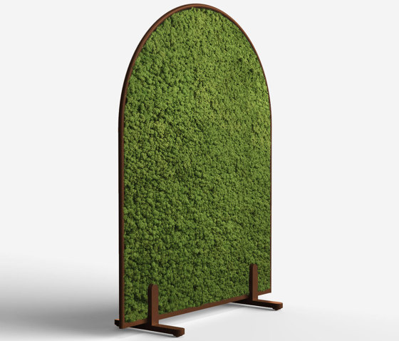 Modulor Arch by Greenmood | Privacy screen