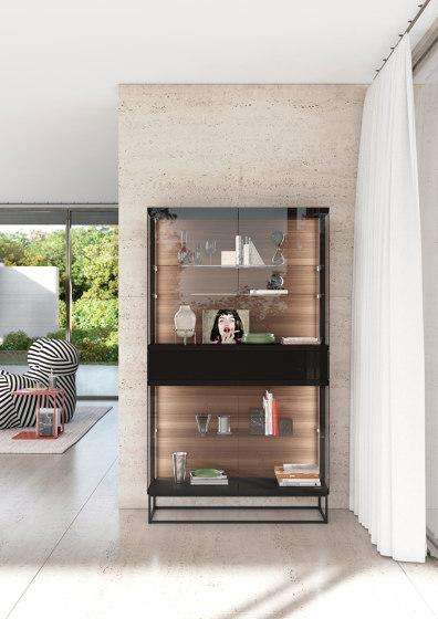SOMA glass cabinet de Kettnaker | Vitrines