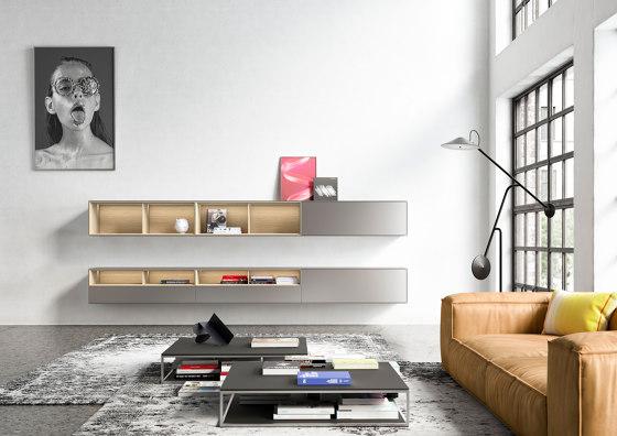 SOMA wall-mounted shelf de Kettnaker | Étagères