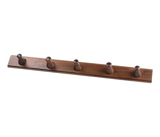 Allé | Q3 by FDB Møbler | Hook rails