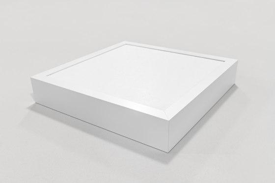 AluFrame Smart | Ceiling by objectiv | Ceiling panels