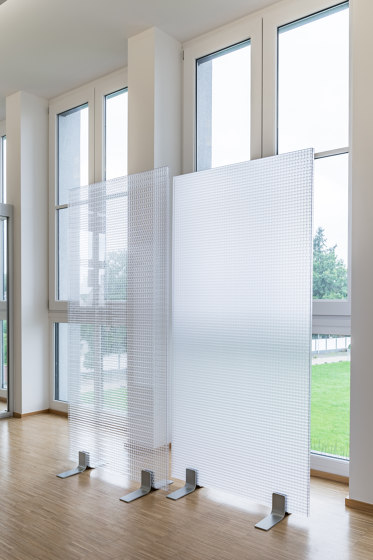 Lightscreen | Partition by objectiv | Privacy screen