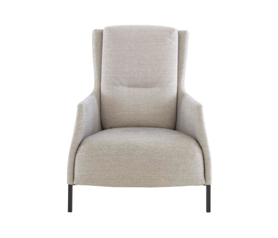 Riga   Armchair With Base High Back by Ligne Roset   Armchairs