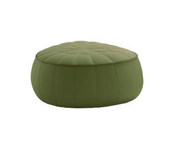 Ottoman   Footstool Outdoor Complete Item by Ligne Roset   Poufs
