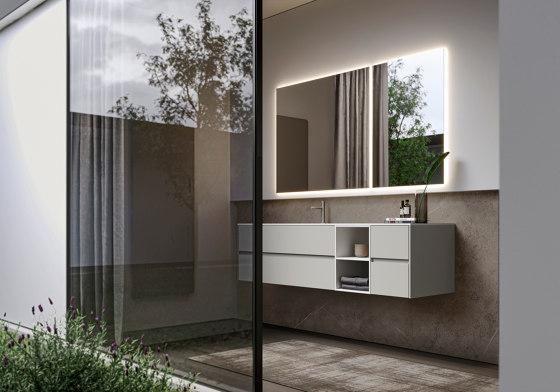 Nyù 2 by Ideagroup | Vanity units
