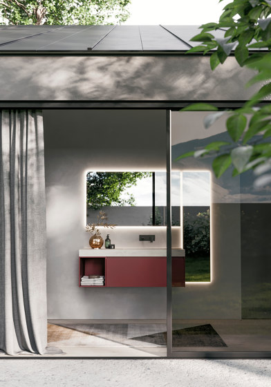 Nyù 8 by Ideagroup   Vanity units