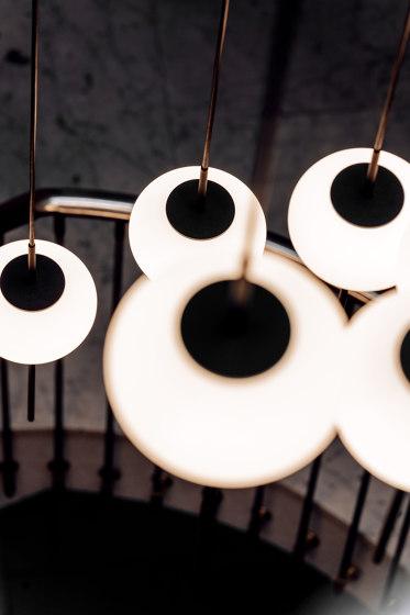 Astros 6937 by Milán Iluminación   Suspended lights