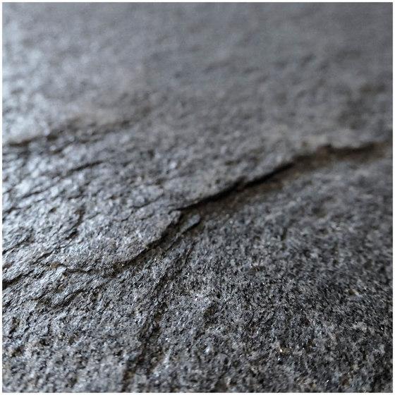 Slate-Lite | Galaxy Black by Slate Lite | Wall veneers