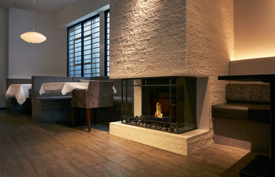 Grate 18 by EcoSmart Fire | Open fireplaces