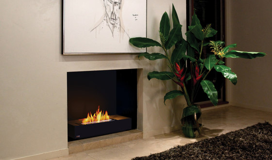 Grate 30 by EcoSmart Fire | Open fireplaces