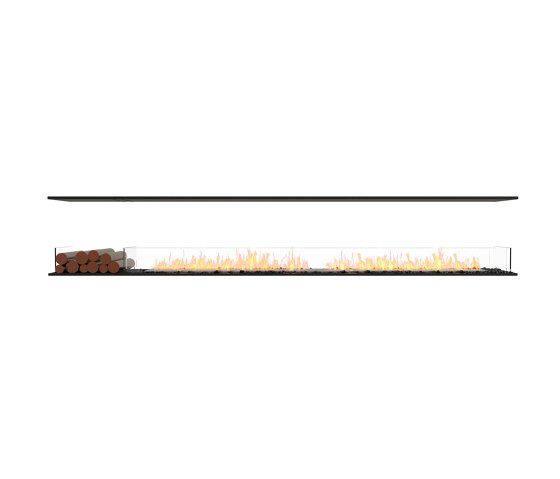 Flex 122IL.BX1 by EcoSmart Fire | Open fireplaces