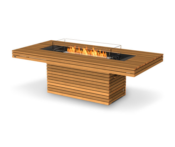 Gin 90 (Dining) by EcoSmart Fire   Ventless fires