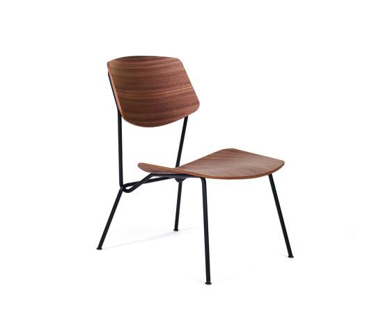 Strain low chair by Prostoria   Armchairs