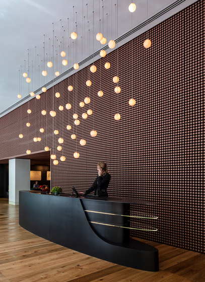 Dedots by REDFORT | Wall partition systems