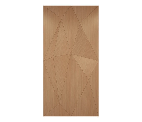 Geta Panel-A Oak With No Perforation by Mikodam | Wood panels