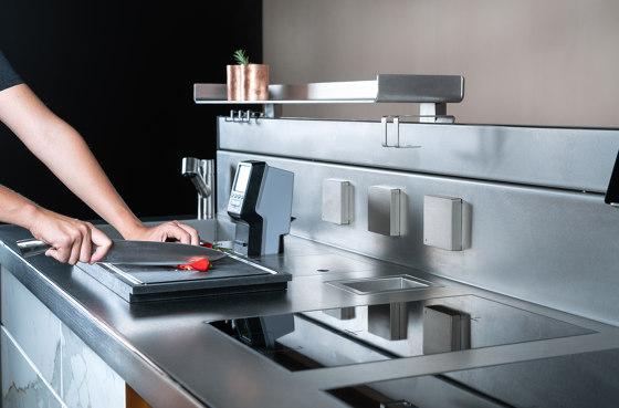 C2 by Marrone + Mesubim   Compact kitchens