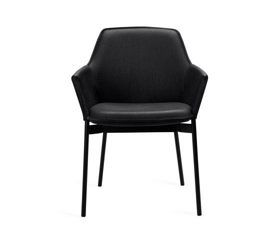 Grace | mit Stahlgestell von FREIFRAU MANUFAKTUR | Stühle
