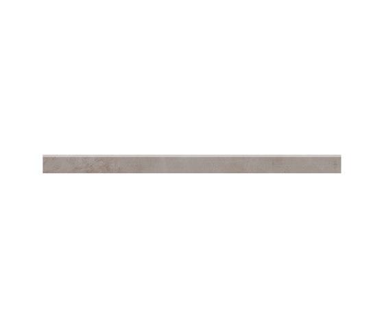 MILESTONE taupe 7,5x120/06 by Ceramic District | Ceramic tiles