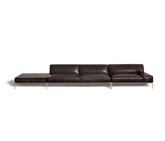 Horizontal Sofa ēdition di De Padova   Divani