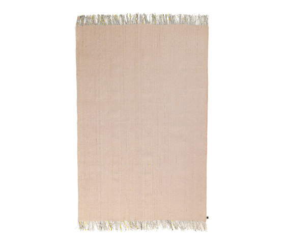 Candy Wrapper Rug white sand 200 x 300 cm by NOMAD   Rugs