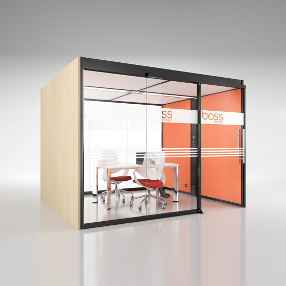 Aspect 3 by Boss Design | Office Pods