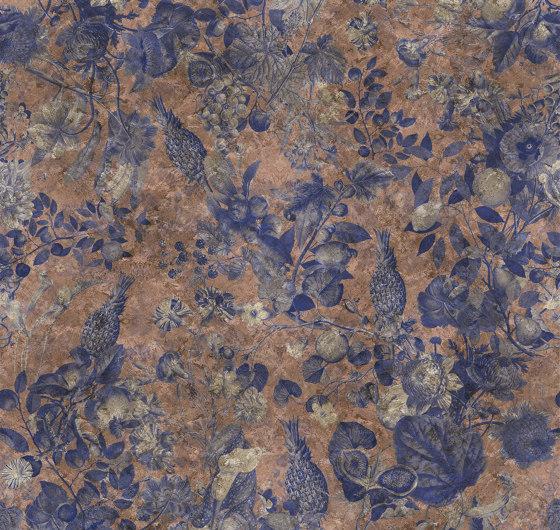 Wallpaper Gold | Botanica Makeup Gold Leaf by Devon&Devon | Wall coverings / wallpapers