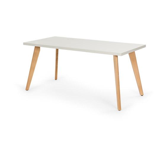 A_Wood by Haworth | Desks