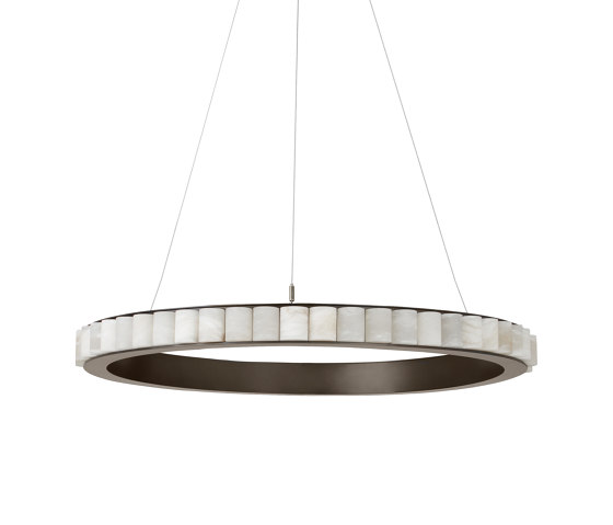 Avalon chandelier Large by CTO Lighting | Suspended lights