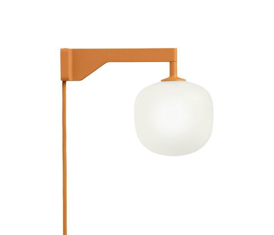 Rime Wall Lamp by Muuto   Wall lights