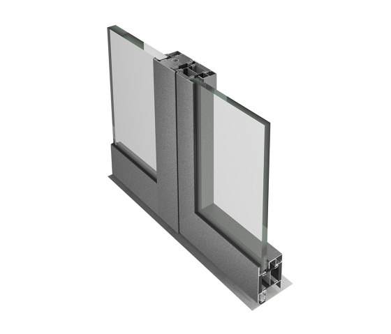 Fire protection combination Janisol 2 EI30 70 mm by Jansen | Internal doors