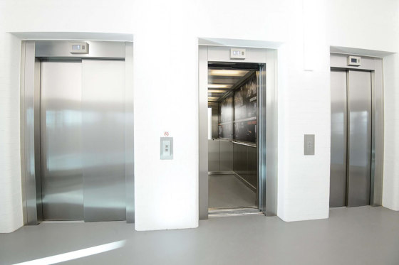 Elevators   Atlas Basic (for Residential, Commercial & Public Buildings) by KLEEMANN   Passenger elevators