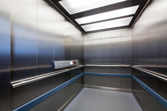 Elevators | Atlas Gigas for Hospitals by KLEEMANN | Passenger elevators