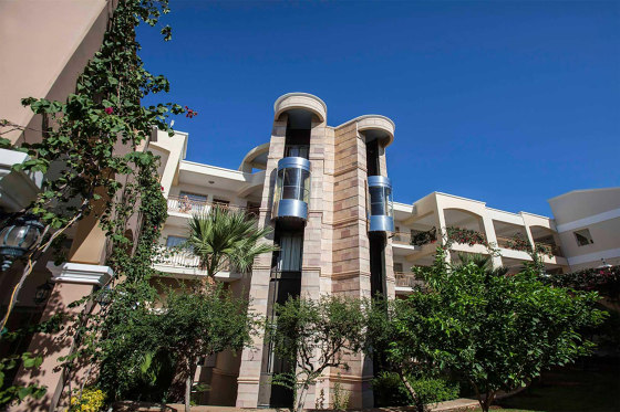 Elevators | Atlas Gigas for Hotels by KLEEMANN | Passenger elevators