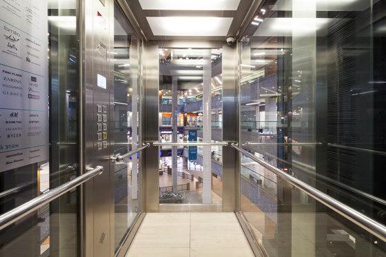 Elevators   Atlas Premium ( for Commercial & Public Buildings) by KLEEMANN   Passenger elevators