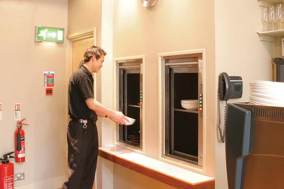 Elevators   Dumbwaiter for Hotels by KLEEMANN   Services elevators